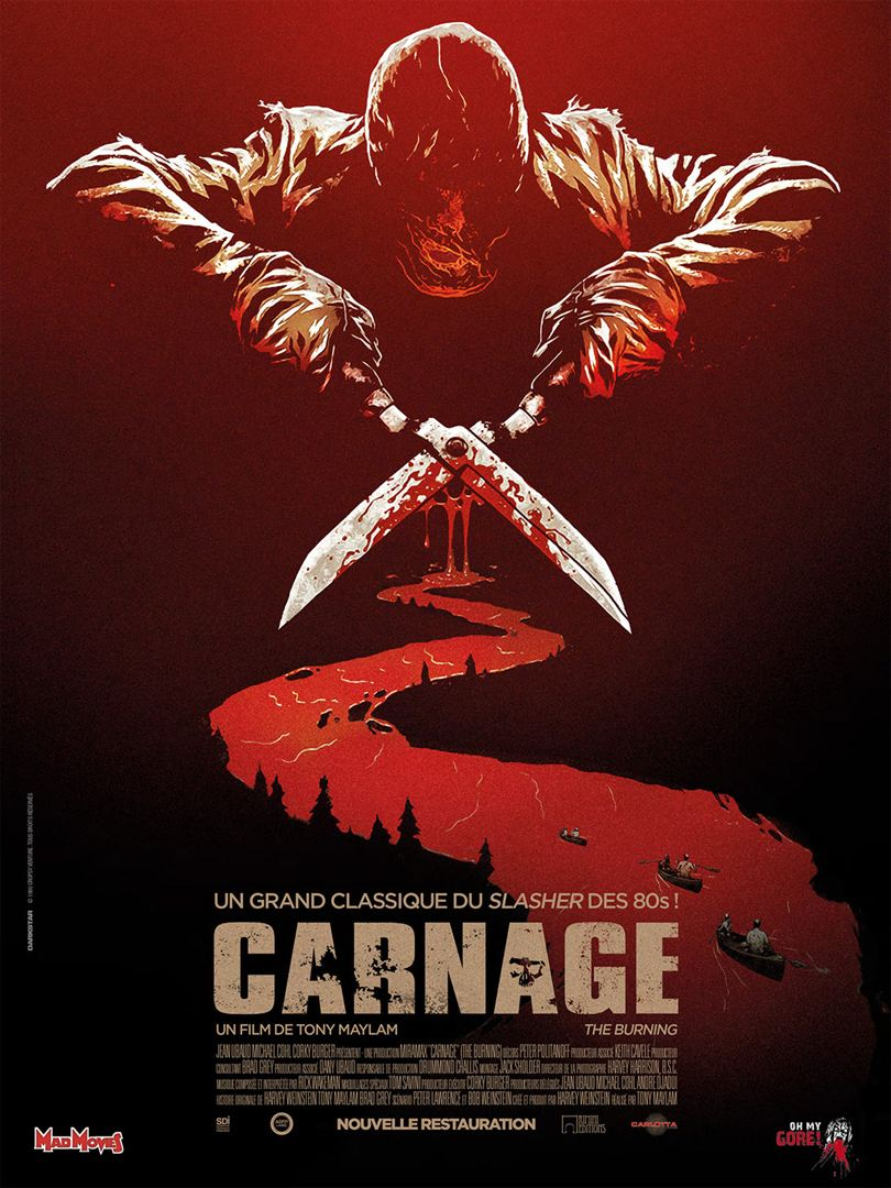 Carnage AKA The Burning (1981) FR 2645308