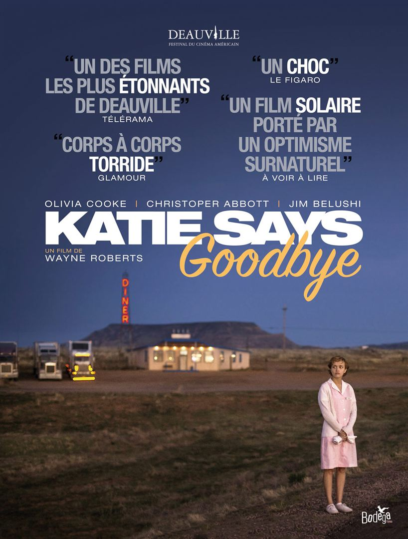 Katie says goodbye affiche