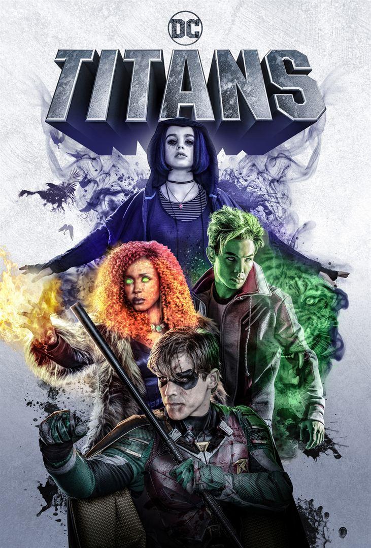 [Séries TV] Titans, Saisons 1 & 2 2842432