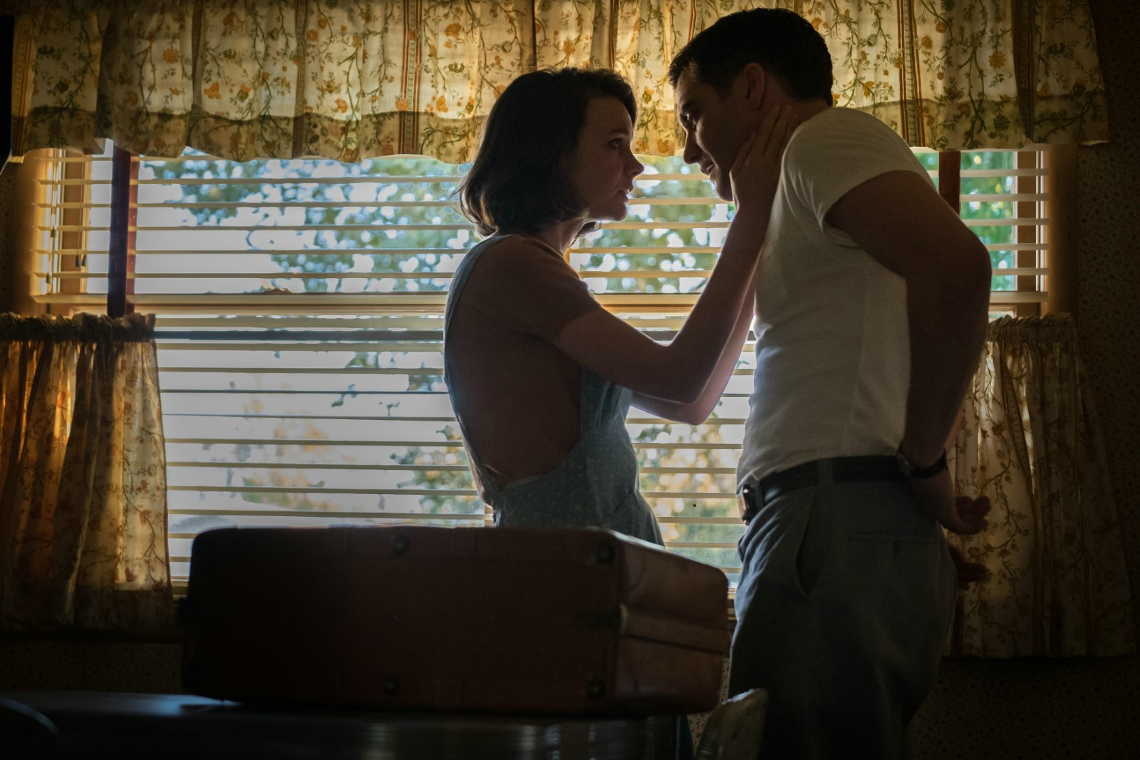 Carey Mulligan et Jake Gyllenhaal dans Wildlife