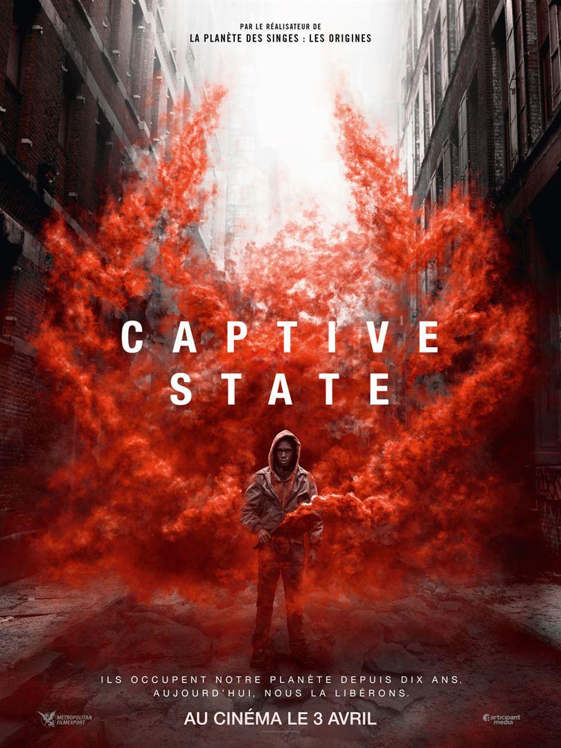 Affiche teaser Captive state