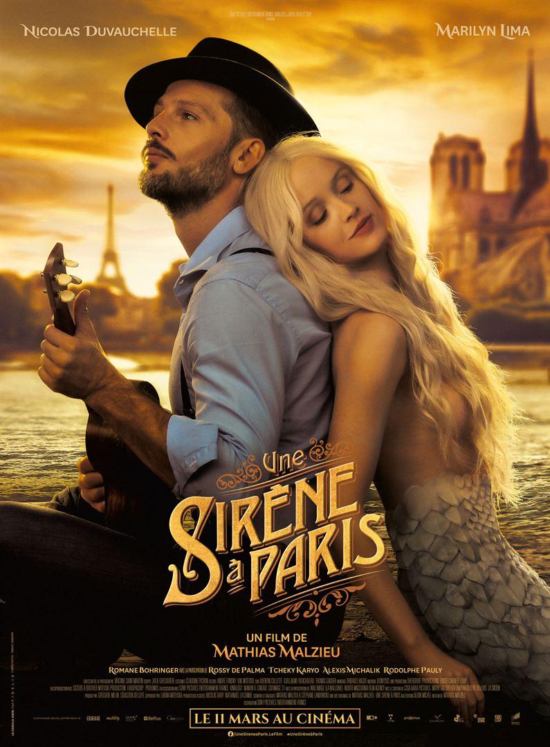 Image du film Une Sirène à Paris