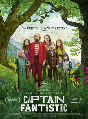 Captain Fantastic french dvdrip
