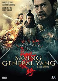film Saving General Yang en streaming