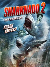 Film Sharknado 2: The Second One streaming