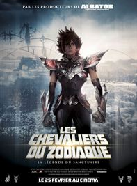 Les Chevaliers du Zodiaque - La L�gende... streaming