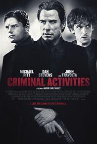 Criminal Activities streaming