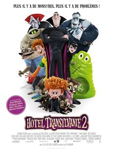 Hôtel Transylvanie 2 en 3D