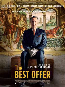 regarder The Best Offer en streaming