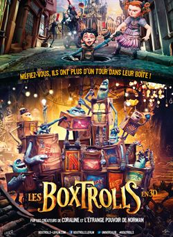 regarder Les Boxtrolls en streaming