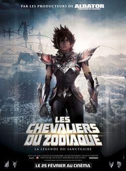 regarder Les Chevaliers du Zodiaque - La Légende du Sanctuaire en streaming