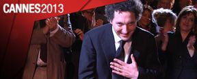 Cannes 2013 : Guillaume Gallienne, la standing ovation du Festival ?