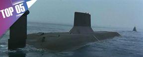 Le Top 5 des sous-marins au cinéma