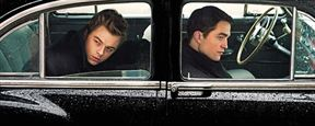 Life : photo de Dane DeHaan en James Dean face à Robert Pattinson