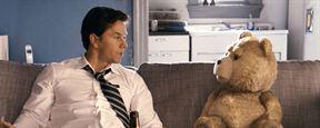 Ted 2 : Mark Wahlberg sur une moto Flash Gordon !