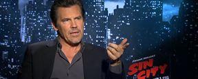 """Sin City 2 : """"Impossible à réaliser il y a neuf ans"""" selon Josh Brolin"""