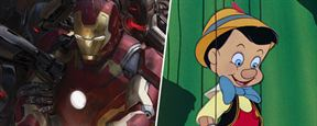 Avengers 2 : quand les héros Marvel rencontrent Pinocchio