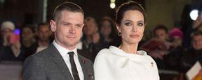 Invincible : Angelina Jolie et Jack O'Connell sur le tapis rouge londonien