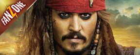 FanZone 322 : Jack Sparrow à l'abordage