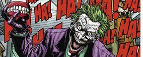 Suicide Squad : Jared Leto hystérique dans la peau du Joker sur la nouvelle photo