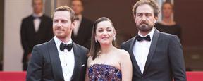 Cannes 2015 : Lady Cotillard et Michael Fassbender sur les marches du 23 mai