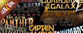 FanZone 472 : Doctor Strange, Avengers 3... Tout sur la Phase 3 !
