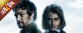 FanZone 504 : Professeur X maltraite Harry Potter dans Dr Frankenstein