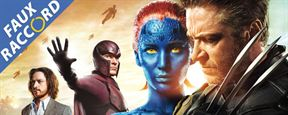 Faux Raccord : les gaffes de X-Men le commencent / Days of Future Past