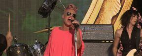 Pink chante Alice de l'autre côté du miroir : les images du concert