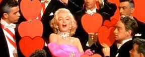 """""""Les Hommes préfèrent les blondes"""" ressort en salles : Marilyn Monroe sous-payée, révélation d'une star, robe iconique... Tout sur le film !"""