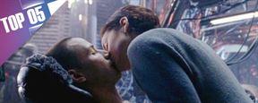 Le Top 5 des baisers qui ressuscitent au cinéma