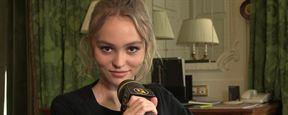 """Lily-Rose Depp : """"Je n'ai pas envie de rôles qui se ressemblent"""""""