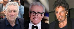 The Irishman : la collaboration Scorsese / De Niro / Pacino pour 2017