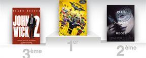 Box office US : Lego Batman plus fort que Cinquante Nuances plus sombres