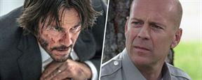 Keanu Reeves, Bruce Willis, Harrison Ford... Quel âge avaient-ils lorsqu'ils ont joué dans ces films d'action ?