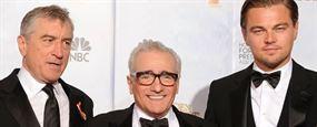 Martin Scorsese réunit Robert De Niro et Leonardo DiCaprio pour son prochain film