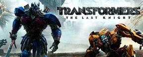 TRANSFORMERS : THE LAST KNIGHT : la légende se dévoile dans un trailer épique