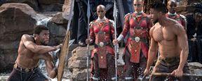 Star Wars: Les Derniers Jedi, Knock, Black Panther... Les 20 photos ciné de la semaine !
