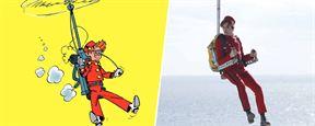 Spirou et Fantasio : 9 références à la bande dessinée dans le film