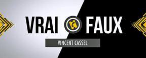 """Le Monde est à… Vincent Cassel ! Le comédien rejoue avec sa carrière en mode """"vrai ou faux ?"""""""