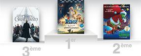 Box-office France : Alexandre Astier et son nouvel Asterix sont irréductibles !