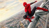 Affiches Spider-Man Far From Home : l'homme-araignée tisse sa toile à Venise, Londres et Berlin