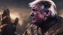 Avengers : Donald Trump devient Thanos dans une vidéo de campagne