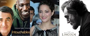 BAFTA&#39;s 2013 : &quot;Lincoln&quot; domine, Marion Cotillard s&#39;impose !