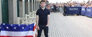 Deauville 2016 : Daniel Radcliffe et sa cabine, Ira Sachs et son prix, et des War Dogs en photos
