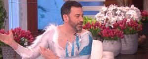 Oscars 2018 : Jimmy Kimmel embarque des stars pour distribuer des bonbons dans un cinéma !