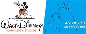 Totoro, Mickey, Bugs Bunny... Comment sont nées les mascottes de ces célèbres studios d'animation ?