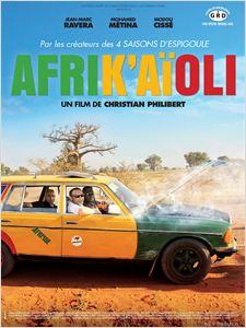 Afrik'Aïoli affiche