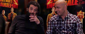 """La Tour 2 Contrôle Infernale - Eric et Ramzy : """"Ça nous manquait de jouer ces teubés"""""""