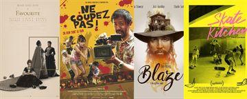 La Favorite, One Cut of the Dead, Blaze, Skate Kitchen... 10 films découverts au Festival de La-Roche-sur-Yon 2018
